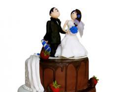 Ciastkarnia Marysieńka - Tort weselny