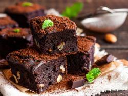 Ciasto czekoladowe - brownie