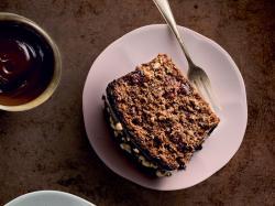 Ciasto z kaszy gryczanej