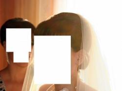 Ciążowa suknia Ślubna