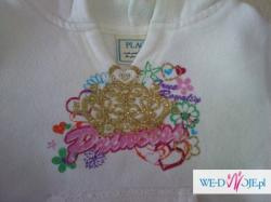 Ciepła bluza 80-92 cm