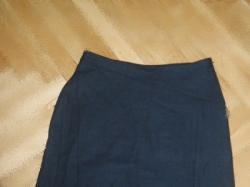 Ciepła plisowana spódnica Tatum r 36 38