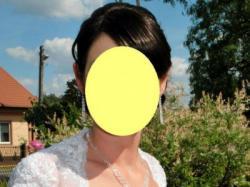 Cinderella Farage suknia ślubna 36-38 dla księżniczki
