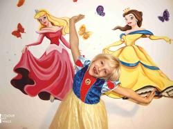 Colour My Walls- artystyczne malowanie ścian
