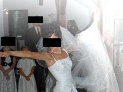 Cudna Conchitta!!!- sprzedam tanio suknię ślubną