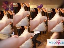 CUDNA EMMI MARIAGE CRISTAL!!!!!!SUKNIA ŚLUBNA Poleć Obserwuj