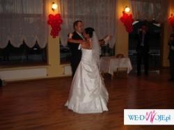 Cudna suknia EMMI MARIAGE model GRACE + DODATKI GRATIS