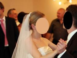 Cudna suknia ślubna CONOR rozmiar 36