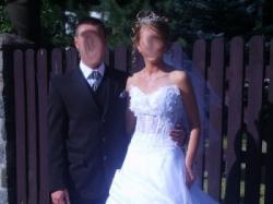 Cudna Suknia Ślubna Emmi Mariage-Noel