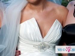 Cudna suknia ślubna Fantazia!!!