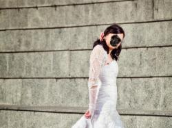 Cudo suknia ślubna warta 3200zł 36/38 sprzedam wypożyczę