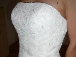 Cudowa,koronkowa suknia ślubna-Rondalla- 1800zł