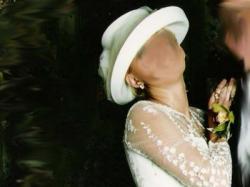 Cudowna i elegancka suknia ślubna idealnie na jesień