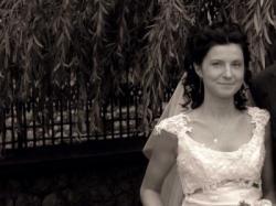 Cudowna sukienka ślubna