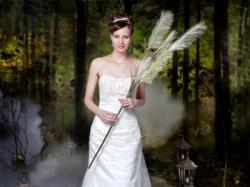 CUDOWNA SUKNIA ANNAIS BRIDAL CARLA/ KOLEKCJA 2010
