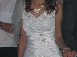Cudowna suknia ślubna 34-38