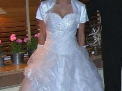 Cudowna suknia ślubna!