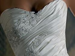 Cudowna suknia slubna