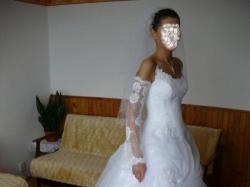 Cudowna suknia ślubna Agora model 24-80