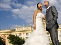 Cudowna Suknia Ślubna Fara Sposa 5400 - 2009 r.