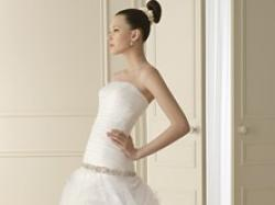 cudowna suknia slubna Luna Novias Ingo