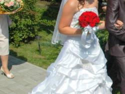 Cudowna suknia ślubna. Tanio !!