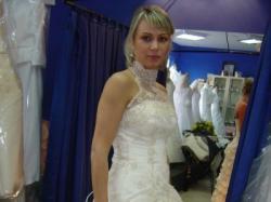 """Cudowna suknia ślubna z kolekcji """"Karina"""""""