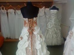 Cudowna wyjątkowa suknia