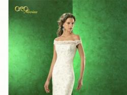 CUUDI!!! suknia ORO NOVIAS !!wyszywana koronka