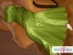 cuuudna suknia bizuteryjna wieczorowa 38 m