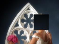 CUUUDO suknia ślubna r 36