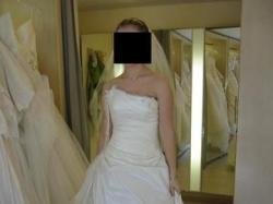 CYMBELINE APOLINE - piękna suknia ślubna - okazja!