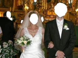 Cymbeline Sincerity - piękna suknia ślubna