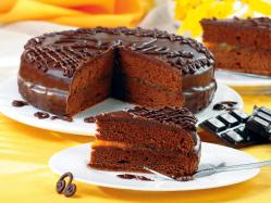 Czekoladowy tort Sachera