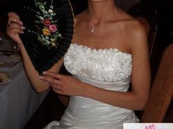 Czy stać Cię na piękną suknię? UWAGA: Hiszpańska suknia ślubna + DODATKI GRATIS!