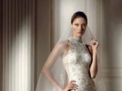 DANTE PRONOVIAS suknia ślubna r.38 MADONNA 2008