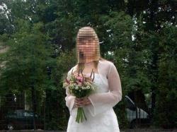 David's Bridal - Galina - sprowadzona z USA