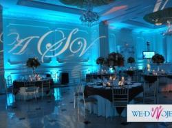 DecorEfect dekorowanie światłem, dekoracje ślubne