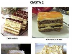 DEGUSTO - domowe ciasta na wesela i imprezy okolicznościowe