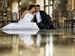 Dekor - fotografia ślubna