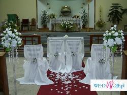Dekoracja kościoła - Aleja Róż - na sprzedaż
