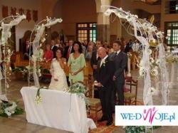Dekoracja na Ślub lub zarobkowanie