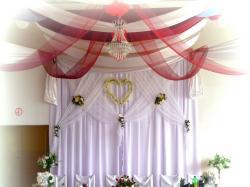 Dekoracje sal weselnych i kościołów Rogoźno