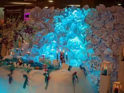 Dekoracje ślubne, dekoracje pleneru, dekoracje kościoła