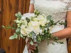 Dekoracje ślubne weselne, florystyka, dekorowanie sal kościołów
