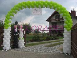 Dekoracje ślubne weselne okolicznościowe