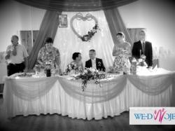 Dekoracje weselne firma Decoration Wedding