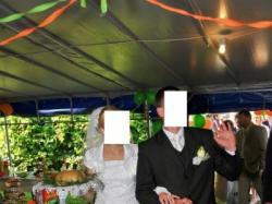 Delikatna biała suknia ślubna+rękawiczki i wianuszek do włosów GRATIS