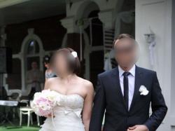 Delikatna i wygodna Annais Bridal Marcele ivory 38/40