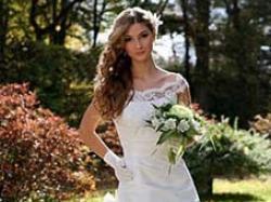 Delikatna, oryginalna suknia Margarett Senise, rozmiar 34/36